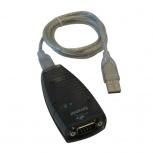 Tripp Lite Adaptador Keyspan de Alta Velocidad, USB A Macho - Serial Macho