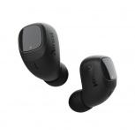 Trust Audífonos Intrauriculares con Micrófono Nika Compact, Inalámbrico, Bluetooth, Negro
