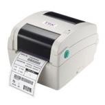 TSC TTP-244CE, Impresora de Etiquetas, Transferencia Térmica, Alámbrico, Serial, USB, 203 x 203DPI, Gris