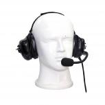 txPRO Audifonos con Micrófono para Radio TX-740-K02, K02, Negro, para Kenwood