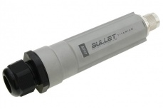 Ubiquiti Networks Radio de Backhaul Bullet M5 Titanium, 100 Mbit/s, 5Ghz, 1x RJ-45