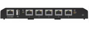 Switch Ubiquiti Networks Gigabit Ethernet EdgeSwitch 5XP, 5 Puertos 10/100/1000Mbps - Gestionado