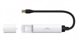 Ubiquiti Networks Adaptador e Inyector de PoE INS-3AF-O-G, 10/100/1000Mbit/s, 2 Puertos