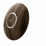 Ubiquiti Networks Mascara Decorativa WoodSkin, para Access Point UAP-nanoHD, Madera, 3 Piezas