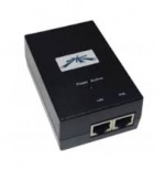 Ubiquiti Networks Adaptador e Inyector de PoE POE-48-24W-G, 2x RJ-45, 48V