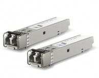Ubiquiti Networks Módulo Transceptor SFP+, LC, 10000 Mbit/s, 850nm, 300m, 2 Piezas