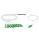 Ubiquiti Networks Cable UFiber Splitter PLC 1 x 8  SC/APC, 4 Metros, Blanco