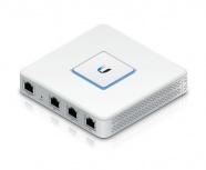 Router Ubiquiti Networks Gigabit Ethernet USG, 4x RJ-45, Blanco