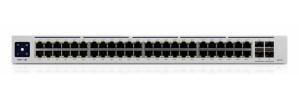 Switch Ubiquiti Networks Gigabit Ethernet UniFi Pro, 40 Puertos 10/100/1000Mbps + 4 Puertos SFP+, 8 Puertos PoE++, 176Gbit/s - Gestionado