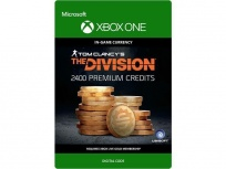 Tom Clancy's The Division, 2400 Premium Credits Pack, Xbox One ― Producto Digital Descargable