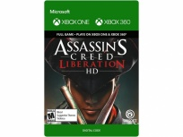 Assassin's Creed Liberation HD, Xbox One/Xbox 360 ― Producto Digital Descargable
