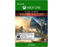 Assassin's Creed Origins: Deluxe Edition, Xbox One ― Producto Digital Descargable