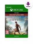 Assassins Creed Odyssey Deluxe Edition, Xbox One ― Producto Digital Descargable