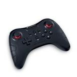 Verbatim Control para Nintendo Switch, Inlámbrico, USB, Negro