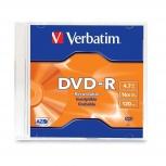 Maxell Disco Vírgen para DVD, DVD-R, 16x, 4.7GB