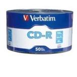 Verbatim Torre de Discos Virgenes para CD, CD-R, 50 Discos (97488)