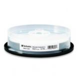 Verbatim Discos Virgenes para Blu-Ray, BD-R, 4x, 100GB, 10 Piezas