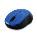 Mouse Verbatim Silent WLS, Inalámbrico, USB, Azul