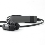 Verbatim Audífonos Intrauriculares 99776, Inalámbrico, Bluetooth, Negro