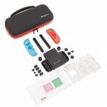 Verbatim Starter Kit para Nintendo Switch, Negro