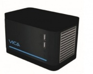 Regulador Vica On Guard, 700W, 1500VA, Entrada 120V, Salida 120V, 8 Contactos