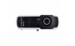 Proyector Viewsonic PA502S DLP, SVGA 800 x 600, 3500 Lúmenes, Blanco