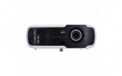 Proyector Viewsonic PA502X DLP, XGA 1024 x 768, 3500 Lúmenes, Blanco/Negro