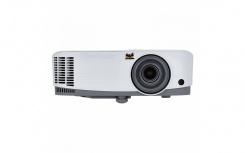 Proyector Viewsonic PA503S DLP, SVGA 800 X 600, 3600 Lúmenes, Blanco