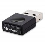 ViewSonic Adaptador de Red para Proyector PJ-WPD-200, Inalámbrico, WiFi, Negro