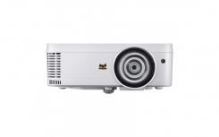 Proyector Viewsonic PS600W DLP, 1280x800, 3500 Lúmenes, Tiro Corto, con Bocinas, Blanco