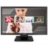 Monitor ViewSonic TD2220 LED Touchscreen 21.5'', Full HD, Widescreen, Bocinas Integradas, Negro