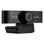 ViewSonic Webcam VB-CAM-001, 1920 x 1080 Pixeles, USB, Negro