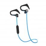 Vorago Audífonos Intrauriculares Deportivos con Micrófono ESB-301, Inalámbrico, Bluetooth, Azul