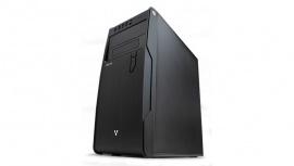 Gabinete Vorago 100K, Midi-Tower, ATX/Micro ATX/Mini-ITX, USB 2.0, con Fuente de 500W, Negro