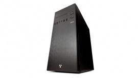 Gabinete Vorago GAB-101K, Midi-Tower, ATX/Micro-ATX/Mini-ITX, USB 2.0, Negro