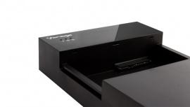 Vorago Gabinete de Disco Duro, 2.5/3.5'', SATA, USB 2.0, Negro