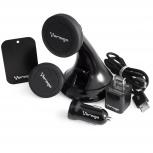 Vorago Soporte Magnetico para Smartphone MK-300, Negro