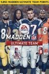 Madden NFL 17, 5850 Puntos, Xbox One ― Producto Digital Descargable
