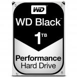 Disco Duro Interno Western Digital WD Black Series 3.5'', 1TB, SATA III, 6 Gbit/s, 7200RPM, 64MB Cache