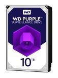 Disco Duro para Videovigilancia Western Digital WD Purple 3.5'', 10TB, 6 Gbit/s, 256MB