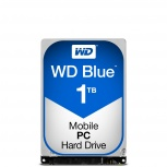 Disco Duro para Laptop Western Digital WD WD10JPVX 1TB 2.5'', SATA III, 6 Gbit/s, 5400RPM, 8MB Cache