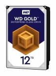 Disco Duro Interno Western Digital WD Gold 3.5'', 12TB, SATA III, 6 Gbit/s, 7200RPM, 256MB Cache