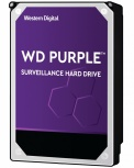 Disco Duro para Videovigilancia Western Digital WD Purple 3.5'', 14TB, 6 Gbit/s, 256MB Caché