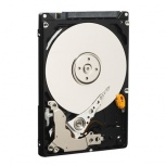 Disco Duro para Laptop Western Digital WD Scorpio Blue 2.5'', 160GB, SATA, 5400RPM, 8MB Cache