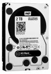 Disco Duro Interno Western Digital WD Black Series 3.5'', 2TB, SATA III, 6 Gbit/s, 7200RPM, 64MB Cache