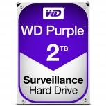 Disco Duro para Videovigilancia Western Digital WD Purple 3.5