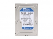Disco Duro Interno Western Digital WD Caviar Blue 3.5'', 250GB, SATA II, 3 Gbit/s, 7200RPM, 16MB Cache