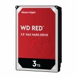 "Disco Duro Interno Western Digital WD Red 3.5"", 3TB, Serial III, 6 Gbit/s, 5400RPM, 256MB Caché"