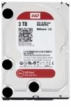 Disco Duro para NAS Western Digital WD Red 3.5'' de 1 a 8 Bahías, 3TB, SATA III, 6 Gbit/s, 64MB Cache