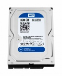 Disco Duro Interno Western Digital WD Caviar Blue 3.5'', 320GB, SATA III, 6 Gbit/s, 7200RPM, 16MB Cache